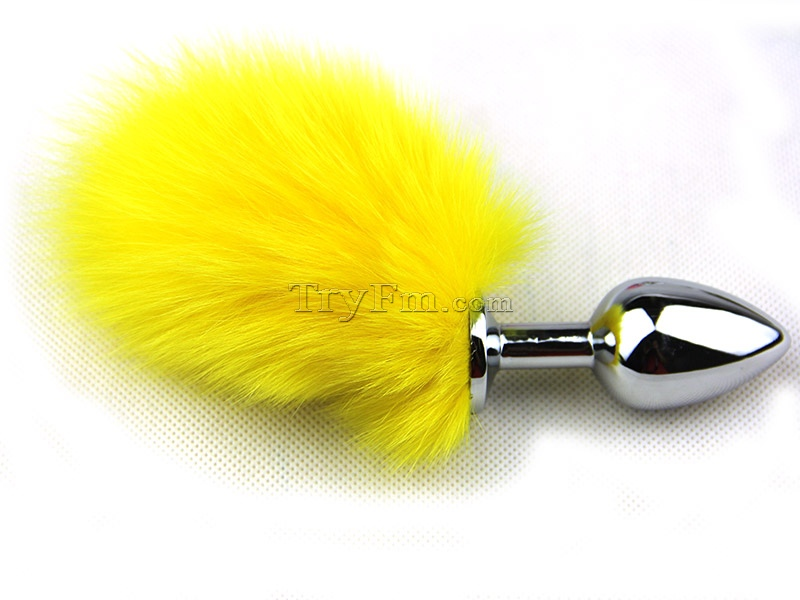Animal Tail Butt Plug Fox Tails Anal Plug - Tryfmcom-2587