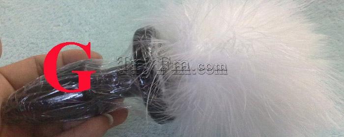 Animal Tail Butt Plug Fox Tails Anal Plug - Tryfmcom-6730