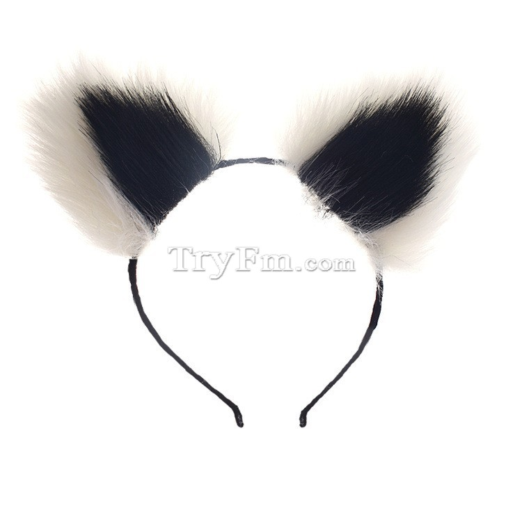 3-white-black-furry-hair-sticks-headdress5.jpg
