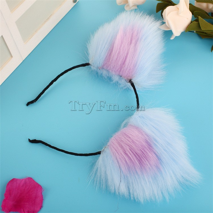 10-Blue-purple-furry-hair-sticks-headdress1.jpg