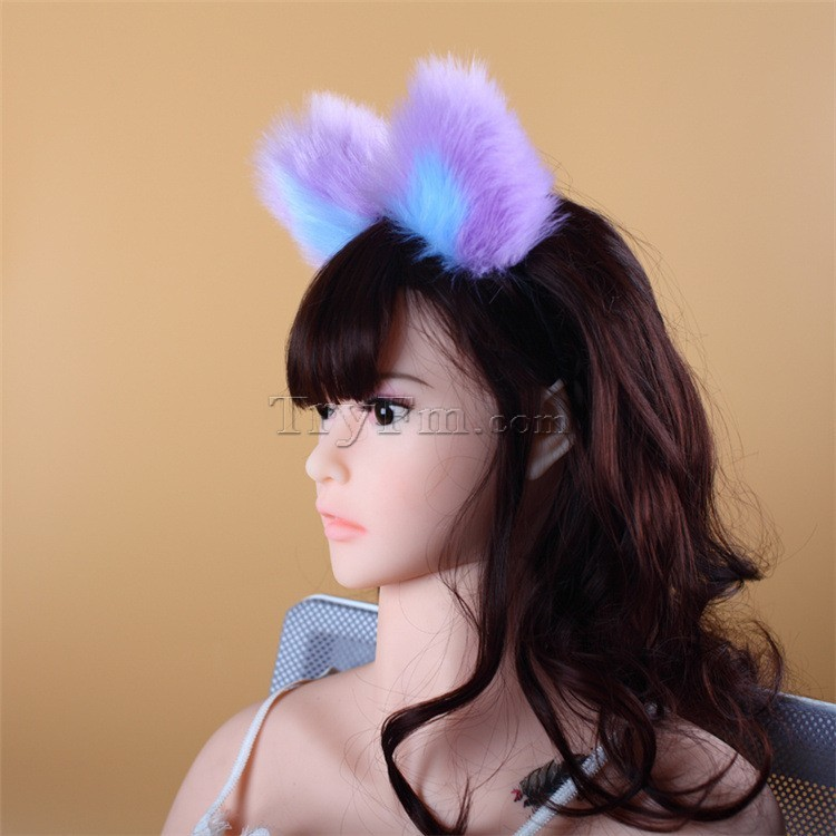 10-Blue-purple-furry-hair-sticks-headdress6.jpg