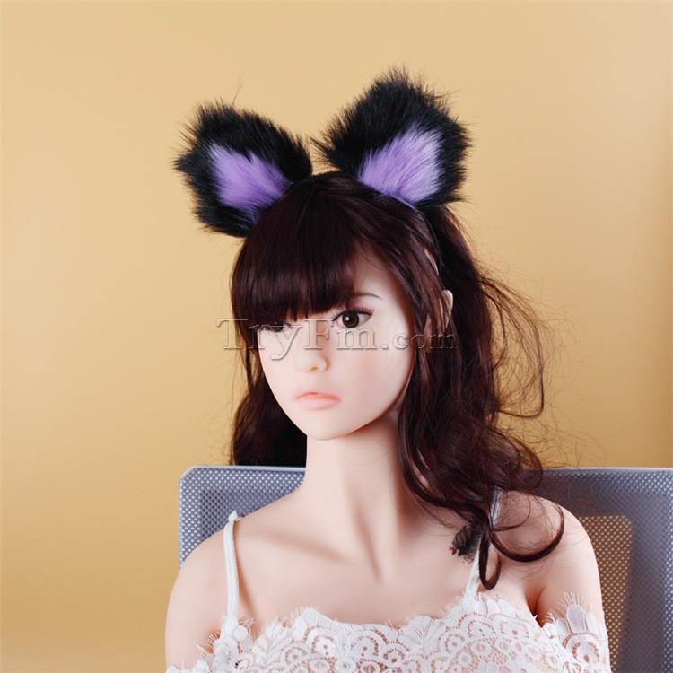 13-black-purple-furry-hair-sticks-headdress1.jpg