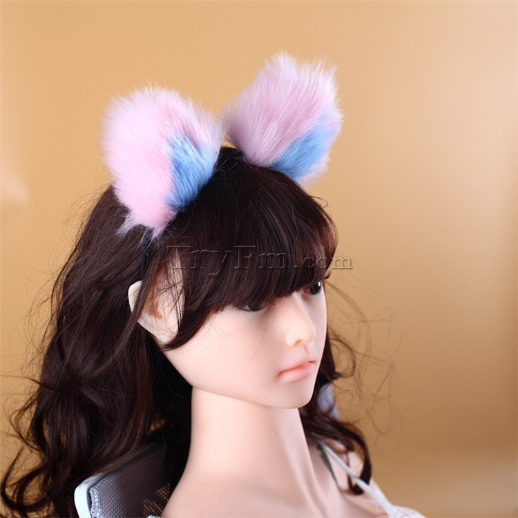 8-blue-pink-furry-hair-sticks-headdress1.jpg