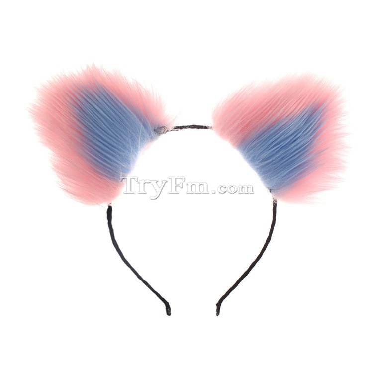 8-blue-pink-furry-hair-sticks-headdress5.jpg