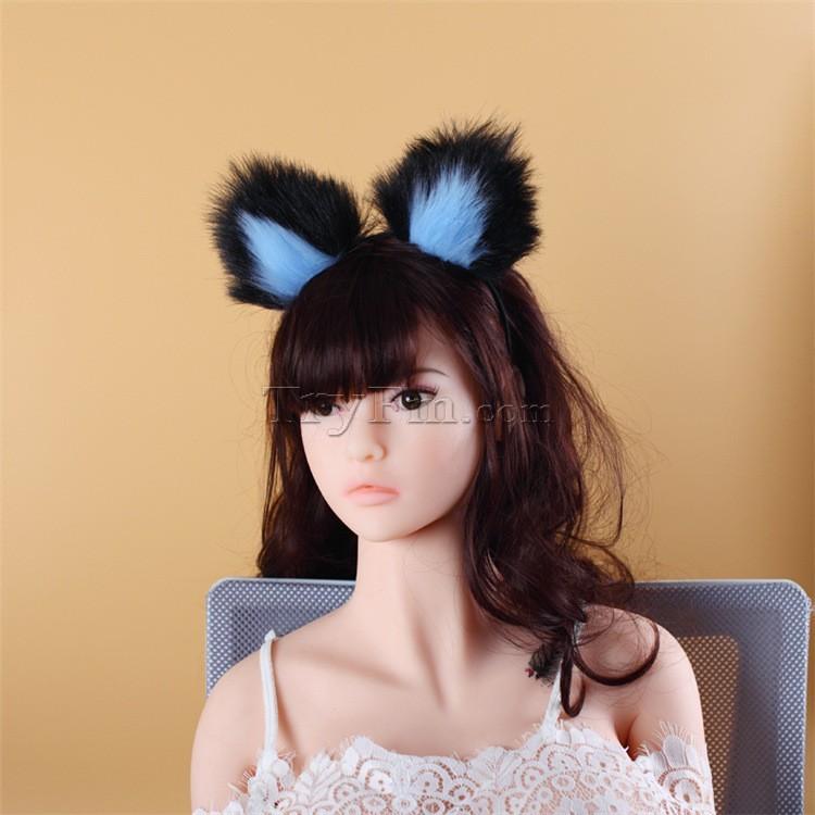 9-Blue-black-furry-hair-sticks-headdress2.jpg