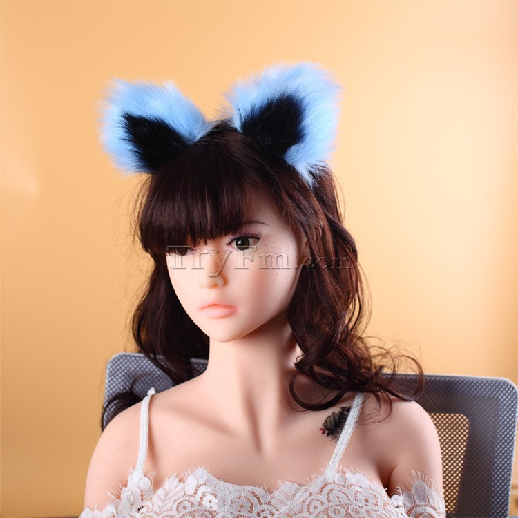 9-Blue-black-furry-hair-sticks-headdress6.jpg