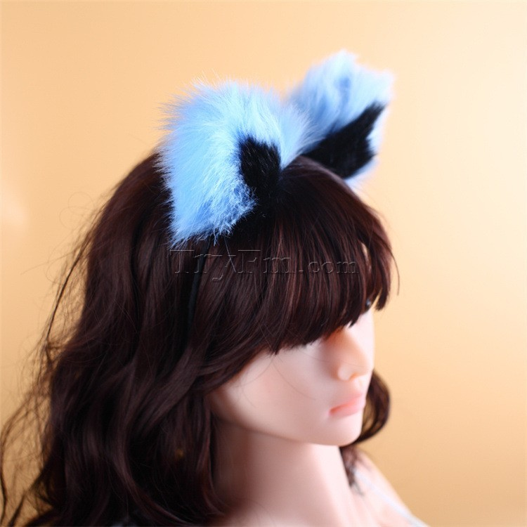 9-Blue-black-furry-hair-sticks-headdress7.jpg